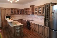 klasická kuchynská linka